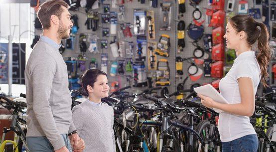 Kako izbrati otroško kolo