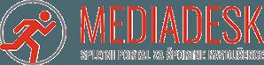 Mediadesk - spletni portal za športne navdušence