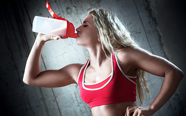 Proteinski napitek