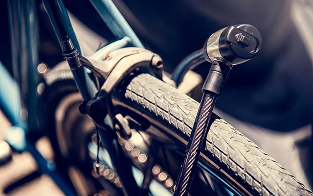 Ključavnica za kolo