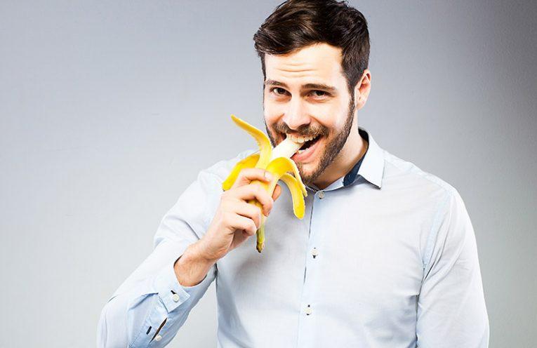 Športniki in banane