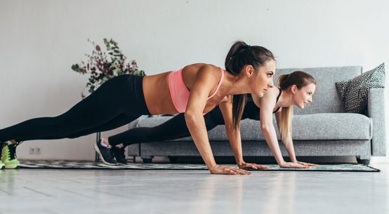 Kondicija in fit telo