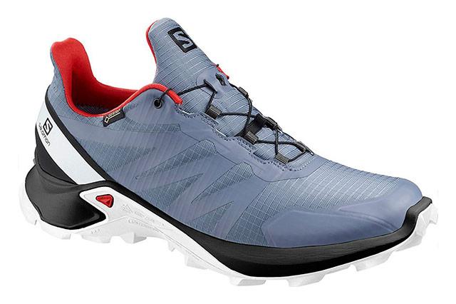 Tekaški čevlji Salomon Supercross GTX