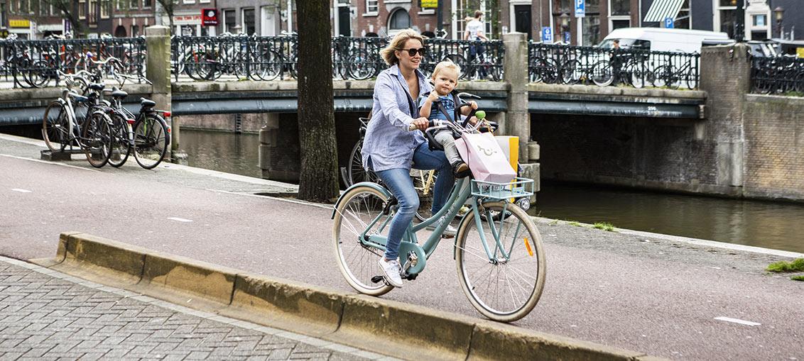 Elementi mestnega kolesa