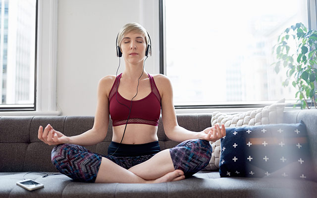 Meditacija - tehnika samopomoči