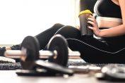 Beljakovine po vadbi