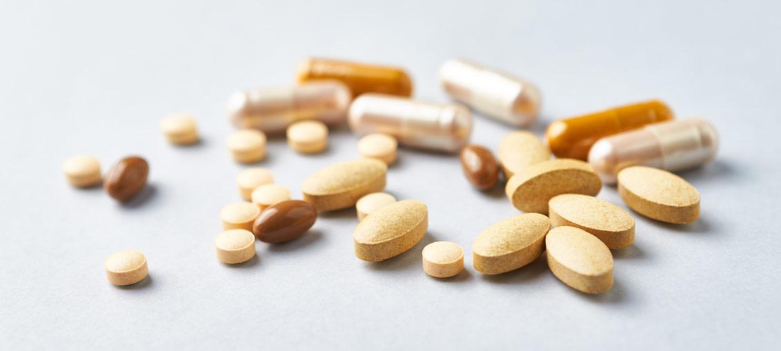 Vitamini in minerali