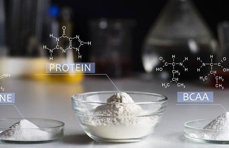 Kreatin, proteini in aminokisline
