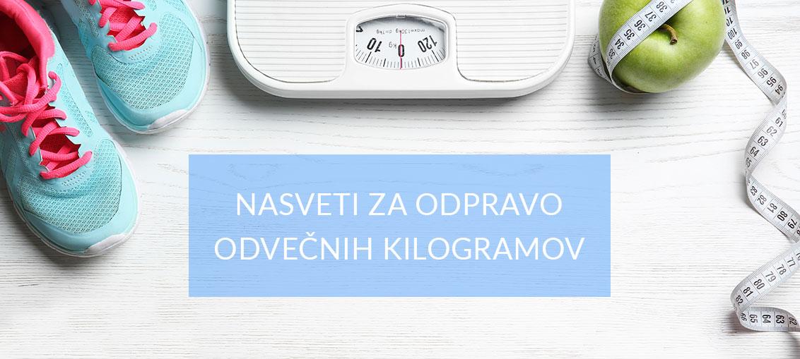 Odprava odvečnih kilogramov