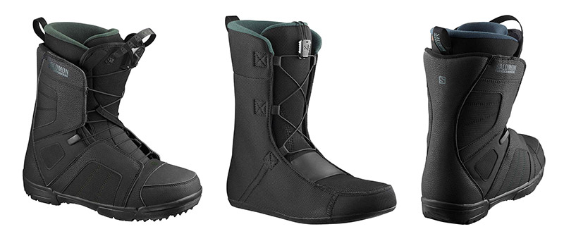 Snowboard čevlji za začetnike Salomon Titan