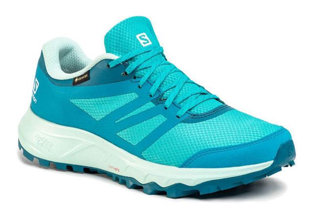 Ženski tekaški čevlji Salomon Trailster 2 GTX