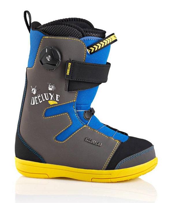 Otroški snowboard čevlji Deeluxe Junior