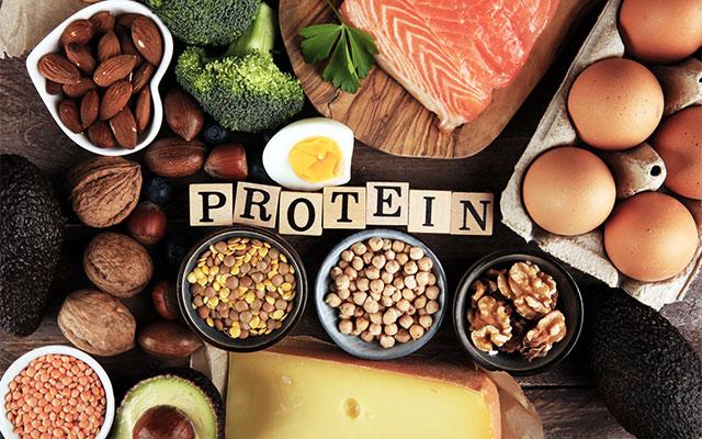 Živila z beljakovinami