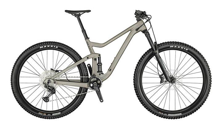 Gorsko kolo s polnim vzmetenjem Scott Genius 950