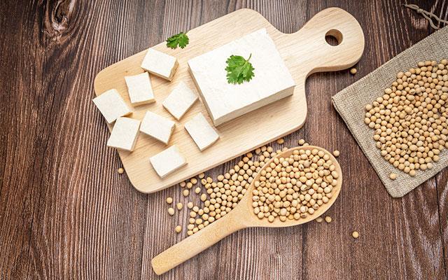 Tofu in soja za vegane