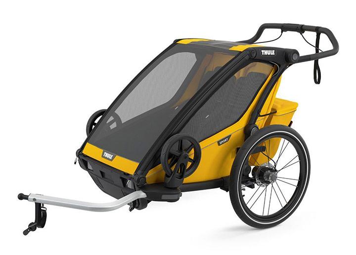 Otroška kolesarska prikolica Thule Chariot Sport 2