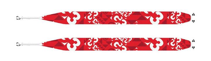 Kože Alpinist Elements za turne smuči (set 130 mm)